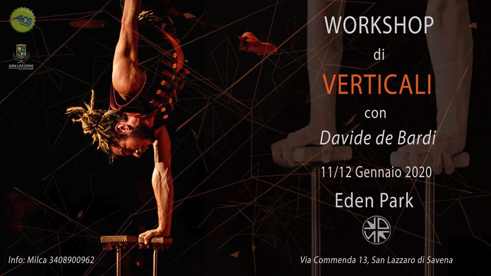 workshop verticali eden park